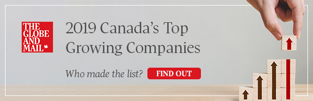 2019 Canada's Top Growing Companies