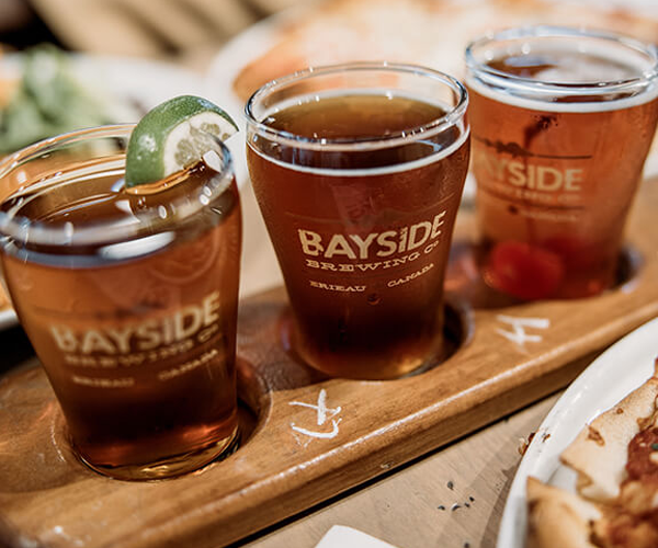 Bayside Brewing company, Chatham-Kent, ON