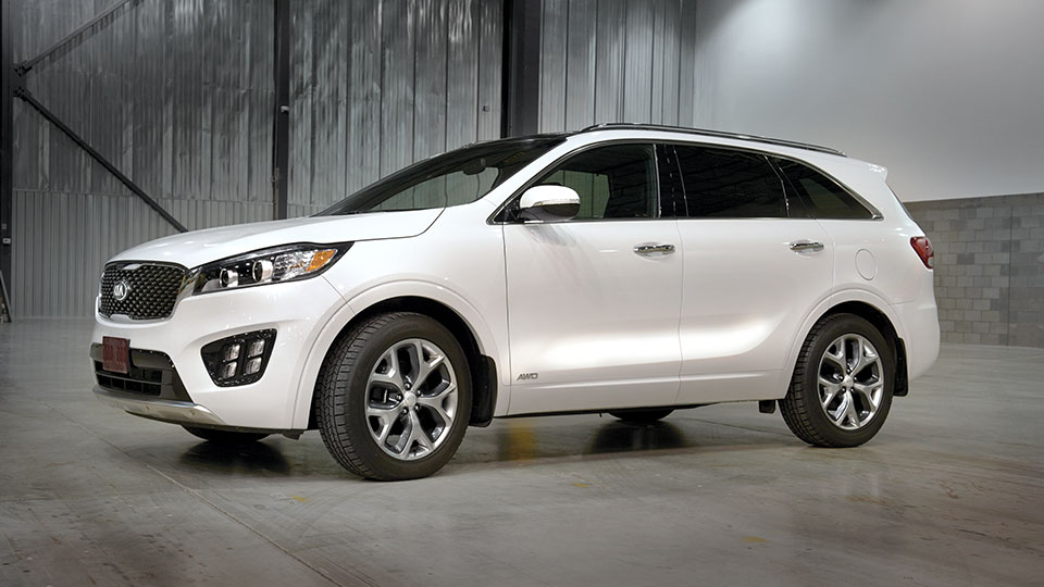 Kia Canada's Trophy Cabinet - The Globe and Mail